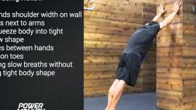 warm up  power monkey fitness