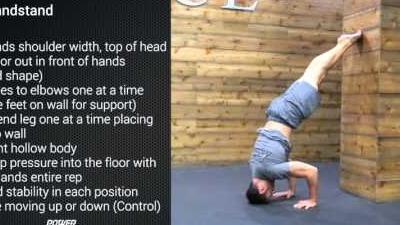 handstands  power monkey fitness